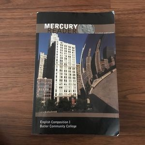 Mercury Reader, English Composition 1